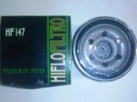HF147Фильтр масляный HIFLO YAMAHA