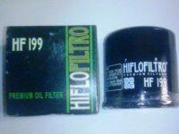 HF199 Фильтр масляный HIFLO Polaris 850