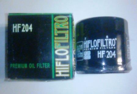 HF204 Фильтр масляный HIFLO YAMAHA
