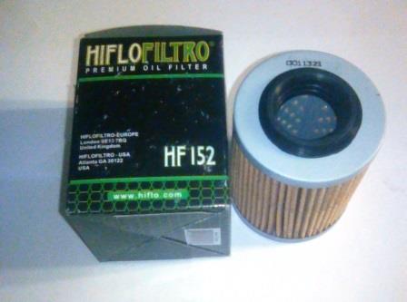 HF152Фильтр масляный HIFLO BRP
