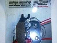 F101Колодки тормозные SUZUKI ,G1