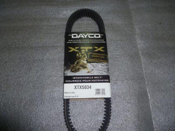 XTX5034Ремень вариатора DAYCO XTX аналог BRP 417300383