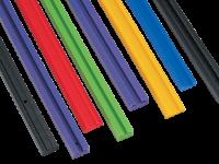 Склизы, 168 см, Черный цвет